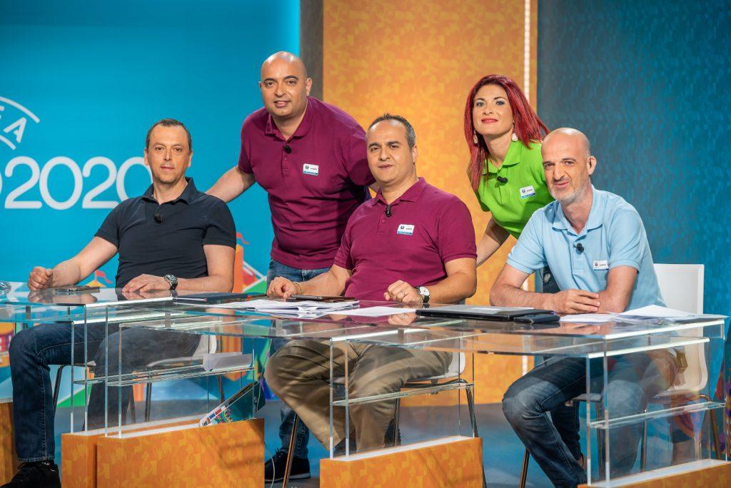 Italia - Inghilterra: la finale di EURO 2020 su TVM
