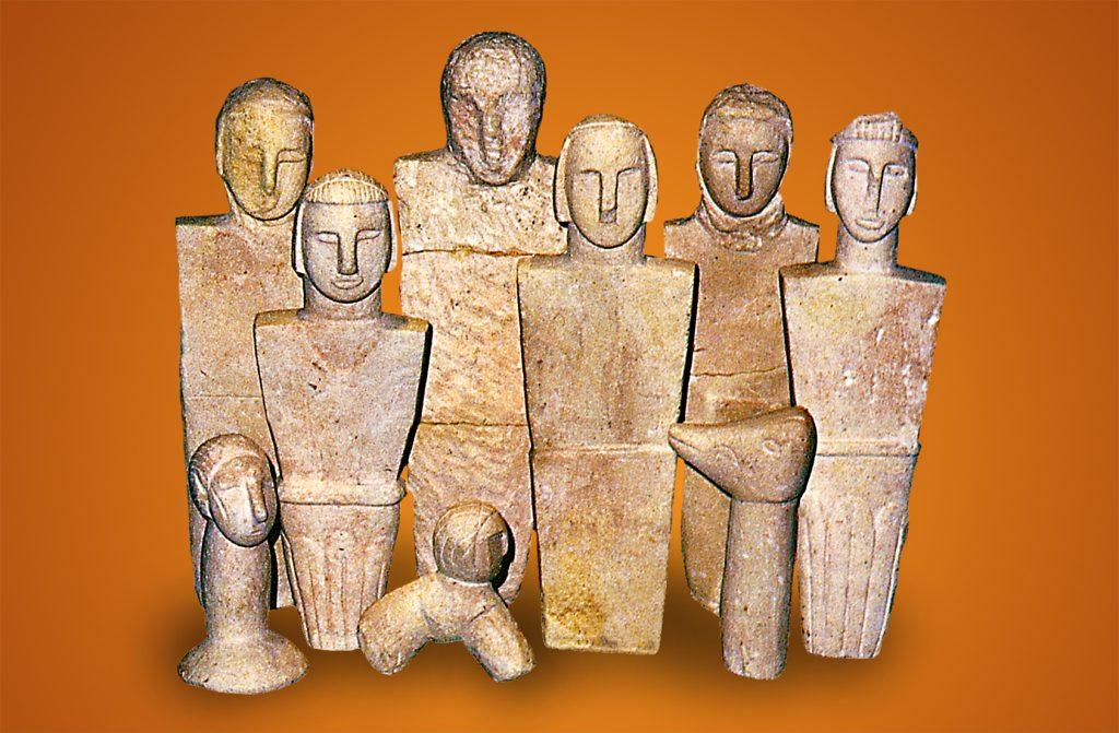 Xaghra statuette