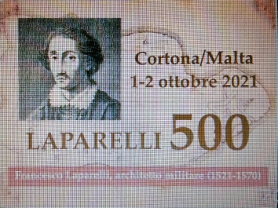 Cortona, manifesto evento