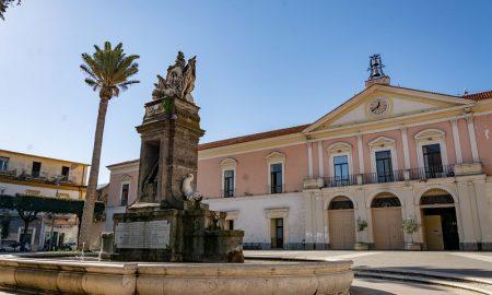 Fontana Borbonica - piazza Umberto I