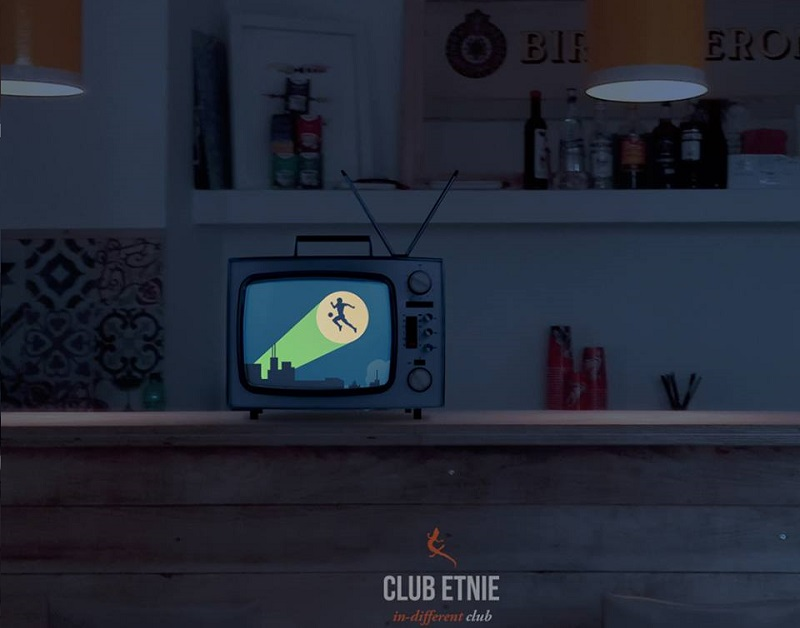 Anna Mancini - Club Etnie