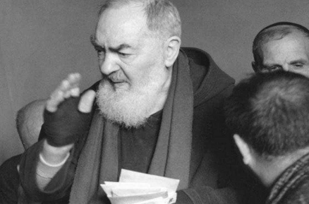 Giacomo Gaglione - Padre Pio