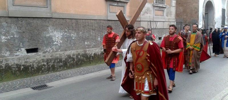 Processione Del Calvario Di Marcianise