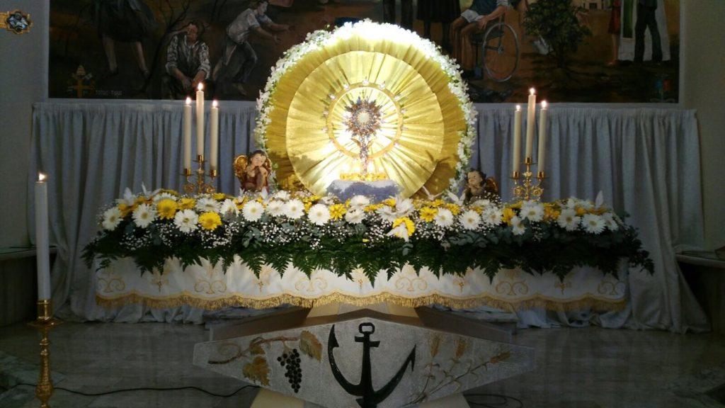 Pasqua a Puzzaniello - Quarantore