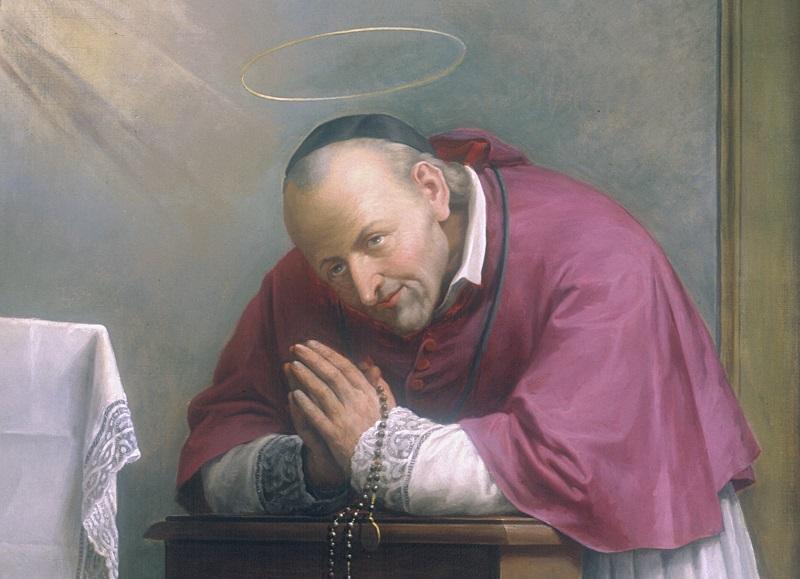 Paolo de Majo - Alfonso Maria De Liguori