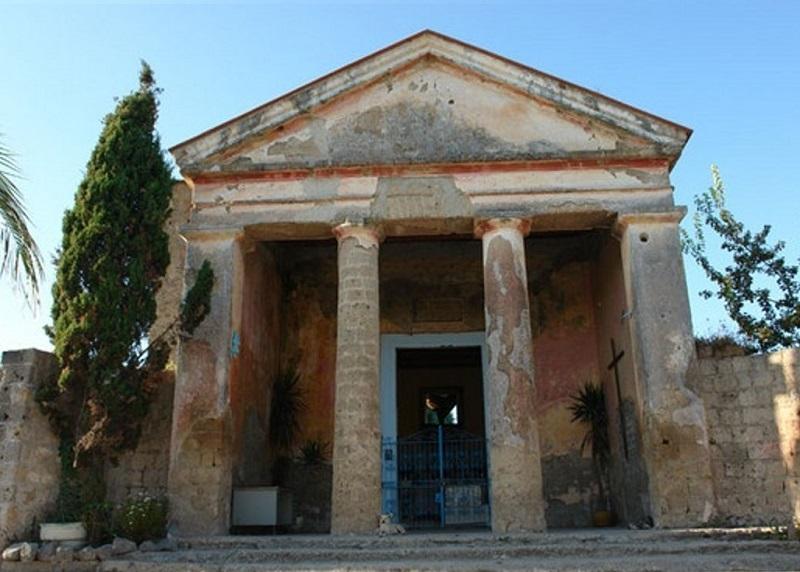 scampagnata a Santa Venere - Chiesa Di Santa Venere