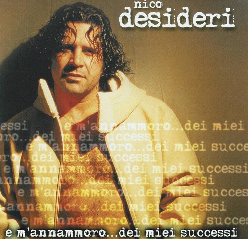Nico Desideri e il suo Album Di Successi