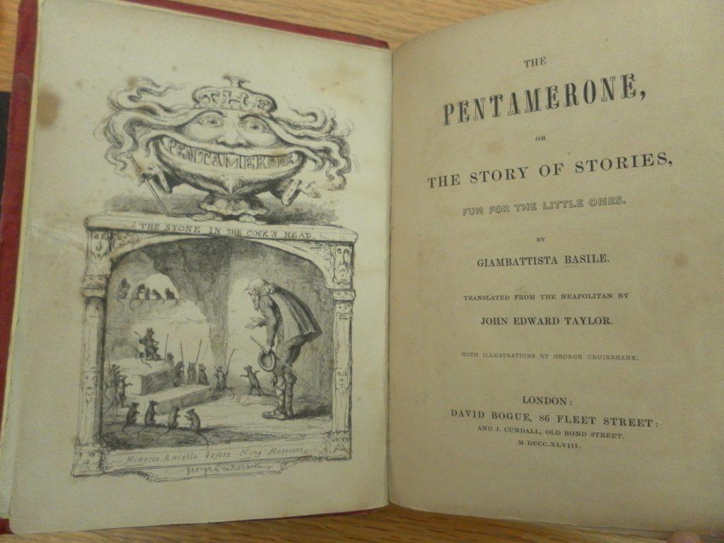 Le Tre fate è tratto dal Pentamerone