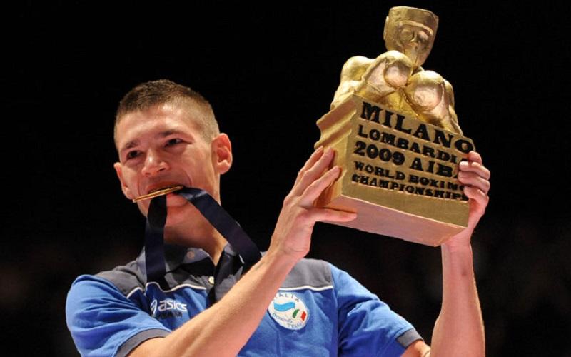Domenico Valentino Campione Del Mondo