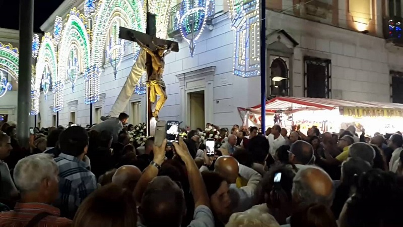 appuntamenti - Festa Del Crocifisso Di Marcianise