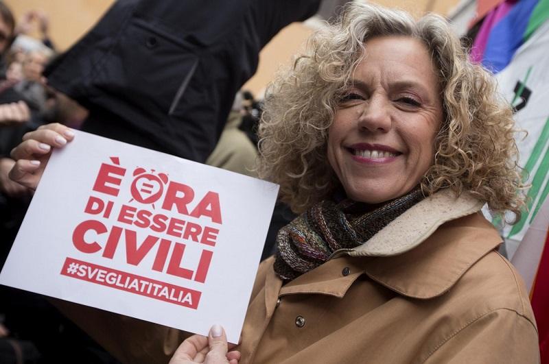 Primo Matrimonio Gay - Monica Cirinnà