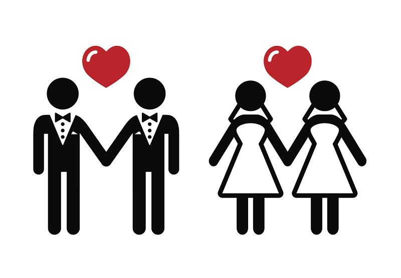 Primo matrimonio gay - immagine dimostrativa
