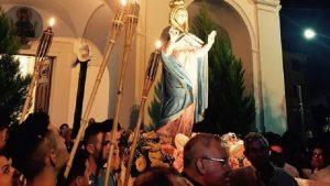 Madonna Della Libera Di Marcianise