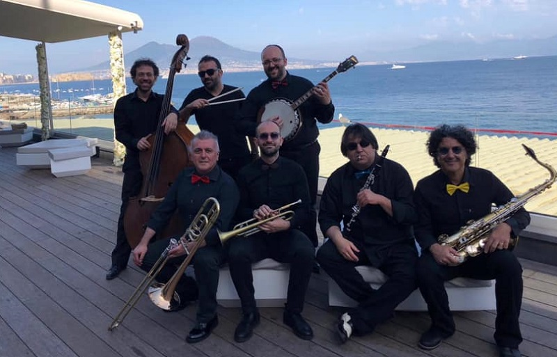 Capodrise Music Events - New Dolly Jixie Jass Band