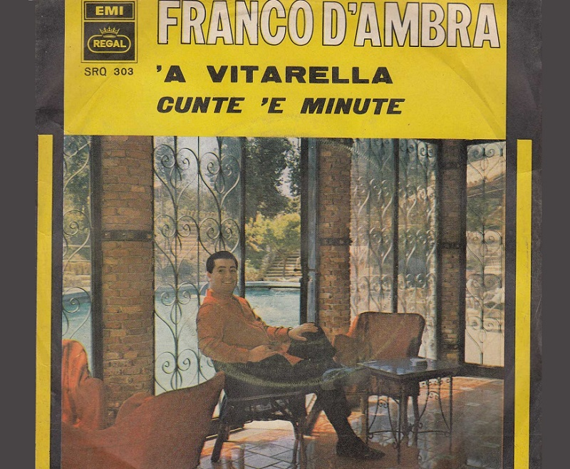 Vinile Di Franco D'ambra