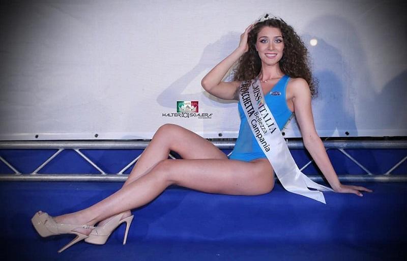 Caterina Di Fuccia Miss Rocchetta Bellezza Campana