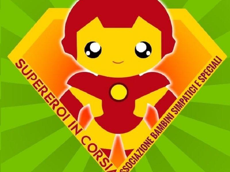 Logo dei Supereroi In Corsia
