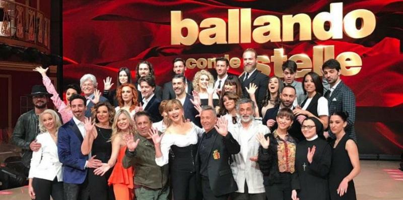 Ballando on The Road - Il cast di Ballando Con Le Stelle 2019
