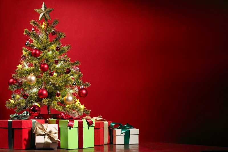 Outlet La Reggia - albero di Natale