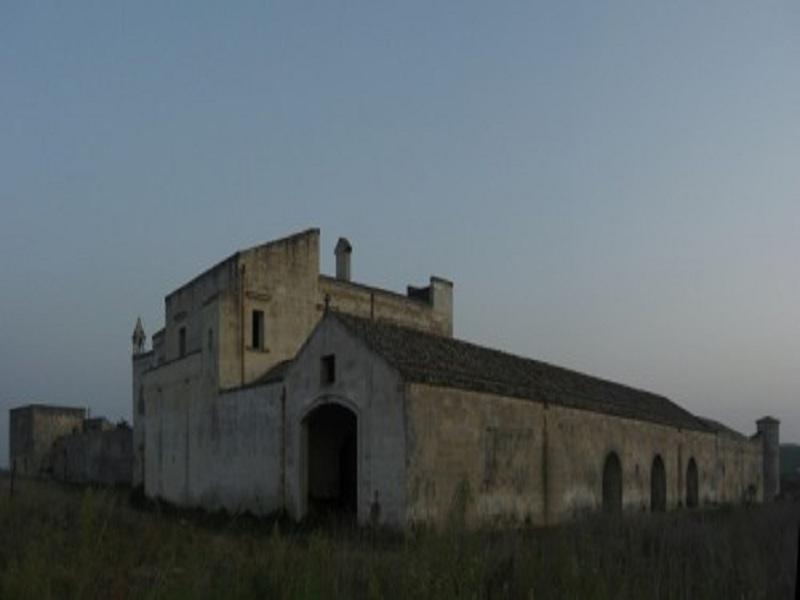 Matera, Il Castello di Monacelle.