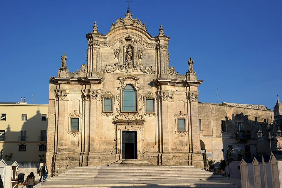 Chiesa San Francesco Facciata Principale