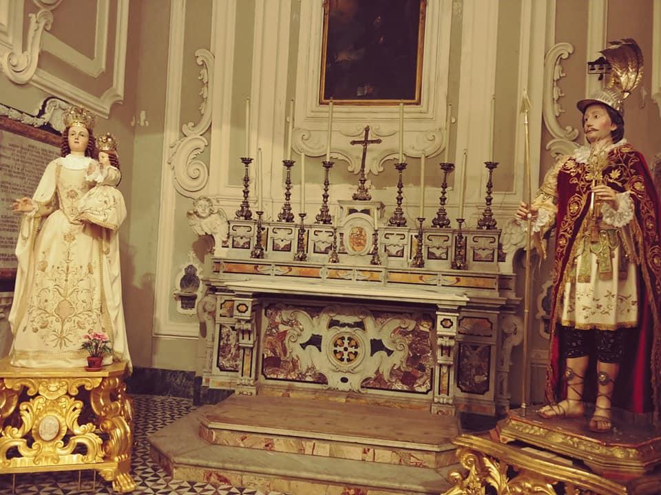 Chiesa San Francesco I Santi Patroni Di Matera
