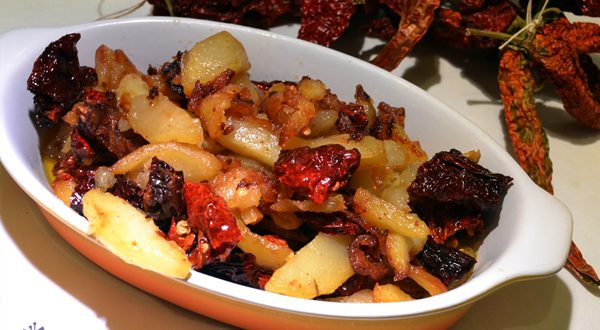 Cucina Materana Baccala E Peperoni
