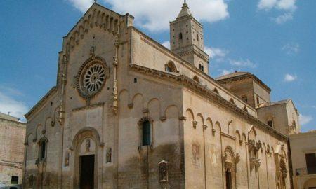 Matera Cattedrale Copertina