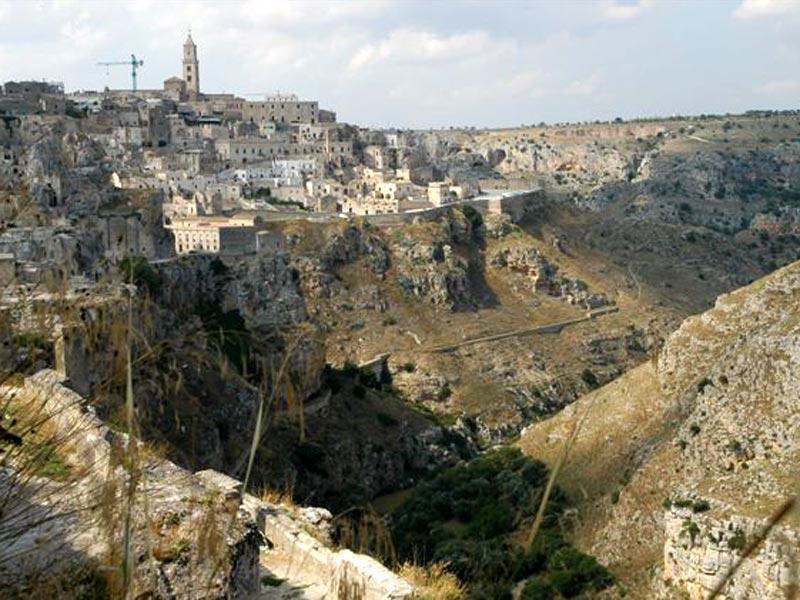 Paesaggio Panorama Murgia