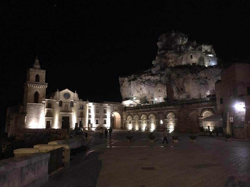 Sassi di Matera - la maestosa cattedrale