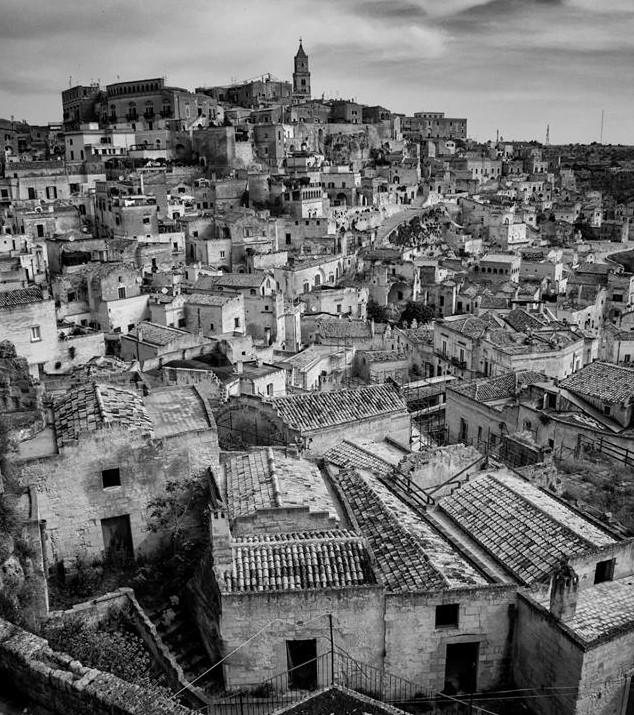 Sassi di Matera - Il Vecchio Rione