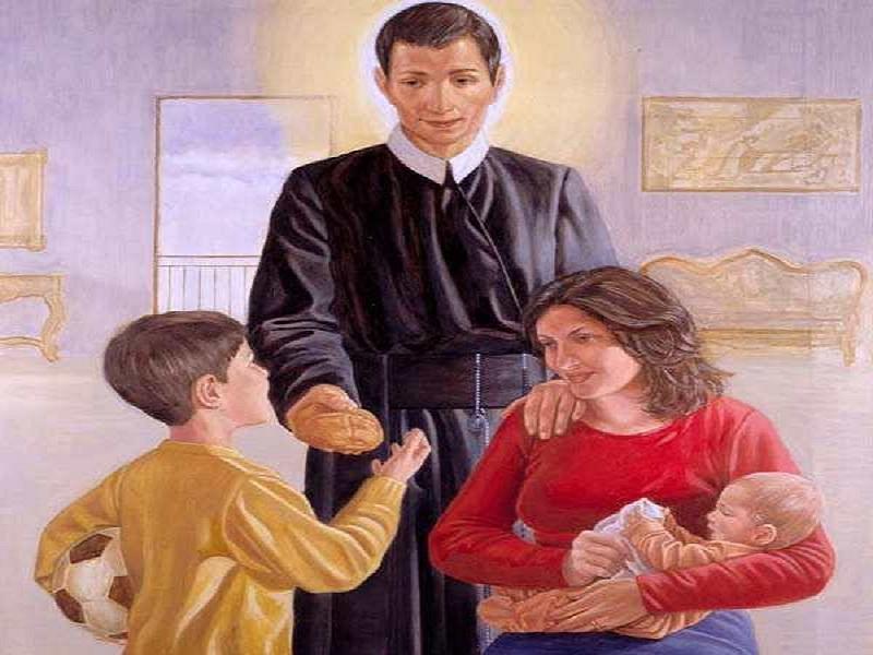 San Gerardo Maiella Protettore di mamme e bambini