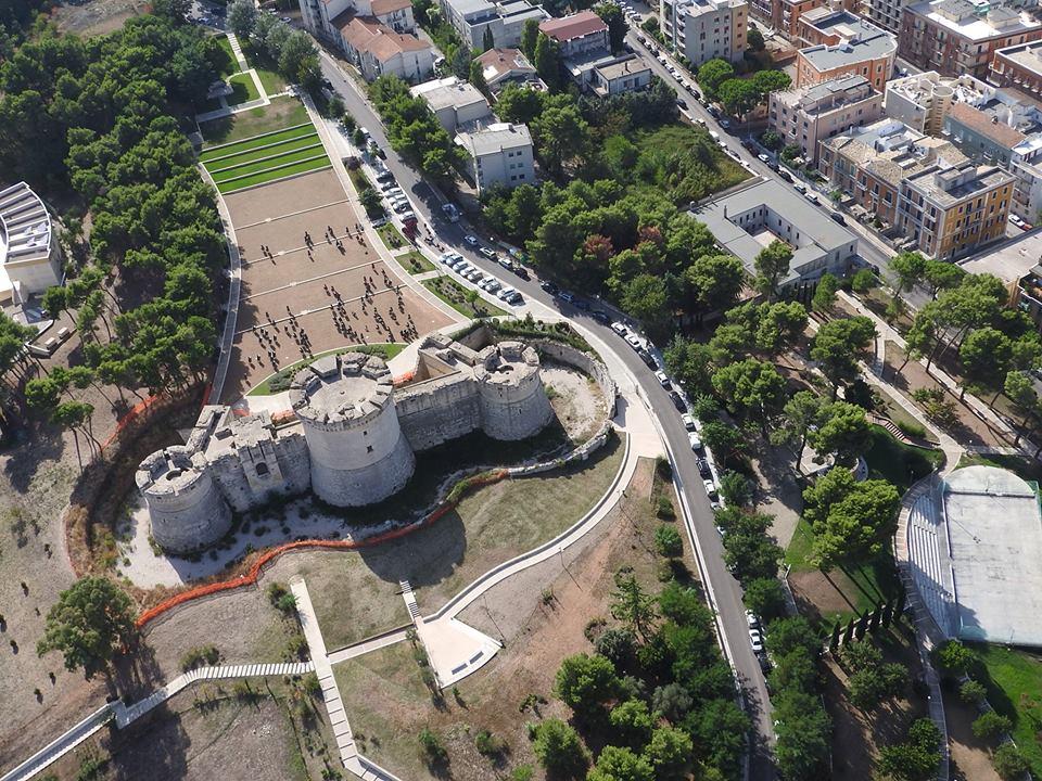 Arte Circense Parco Del Castello Tramontano