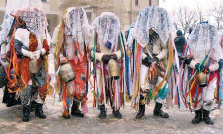 Carnevali Lucani Immagine Di Copertina