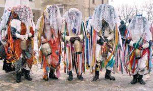 Carnevali Lucani Maschere In Festa