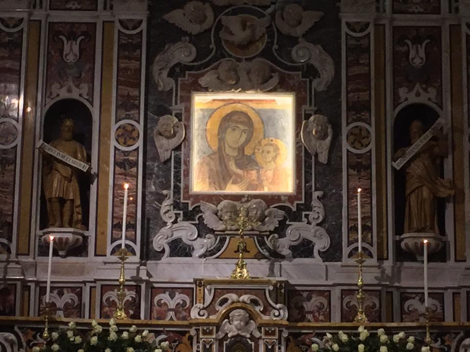 Festa Della Bruna Quadro Madonna