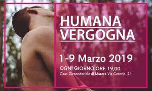 Humana Vergogna Immagine Di Copertina