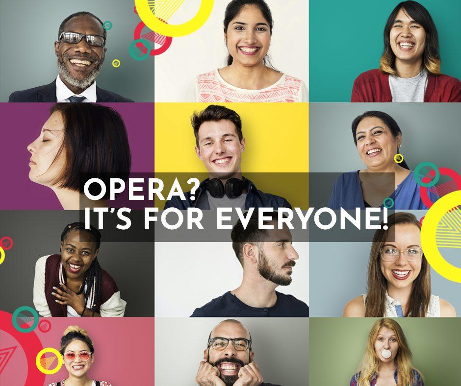 get close to opera - Manifesto degli Artisti