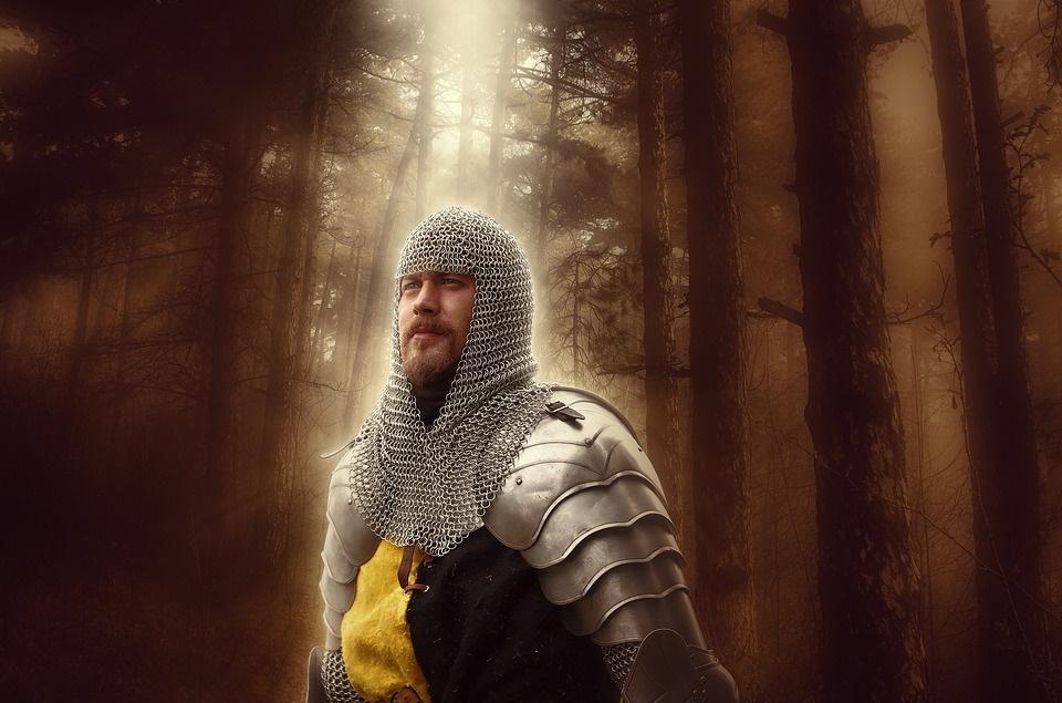 il tesoro di re Barbarossa - cavaliere longobardo