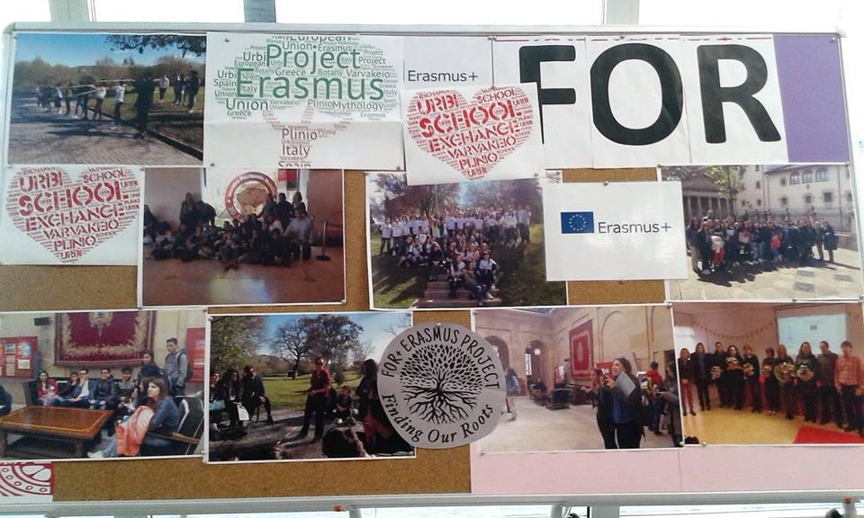 Erasmus A Matera Immagini Del Progetto