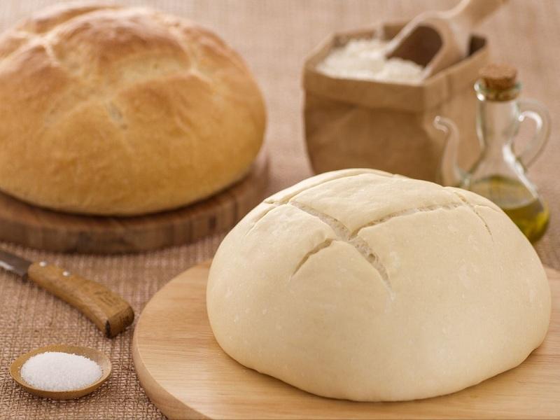Erasmus - La preparazione del pane