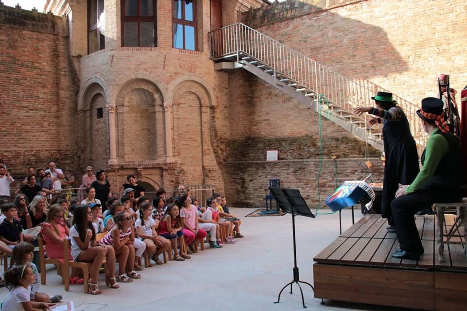 Festivalfilosofia - uno spettacolo dedicato ai più piccoli