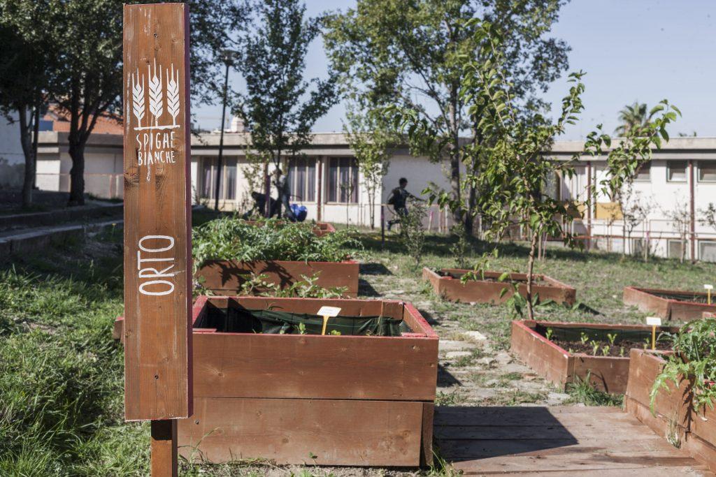 Gardentopia - uno spazio urbano dedicato a orto