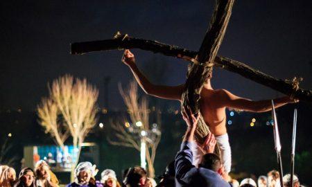 Passione- un cristo in croce
