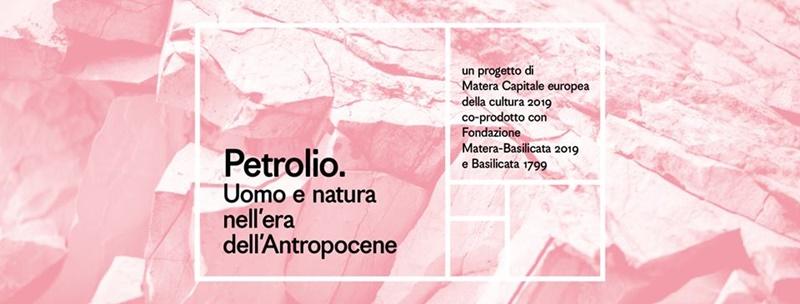 Uomo e natura nell'era dell'Antropocene - locandina dell'evento