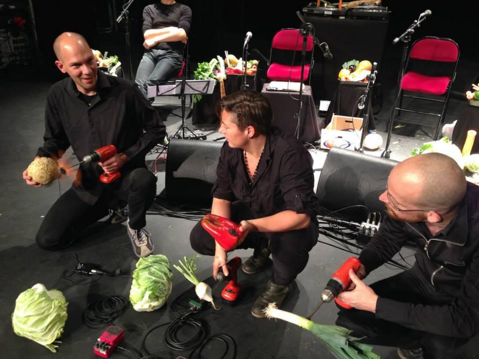 Edible Orchestra - musicisti viennesi