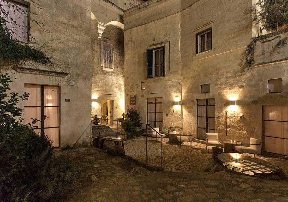 Matera Turismo - albergo