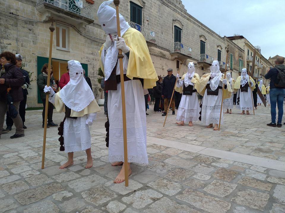 Settimana Santa Matera - i Pappamusci pugliesi