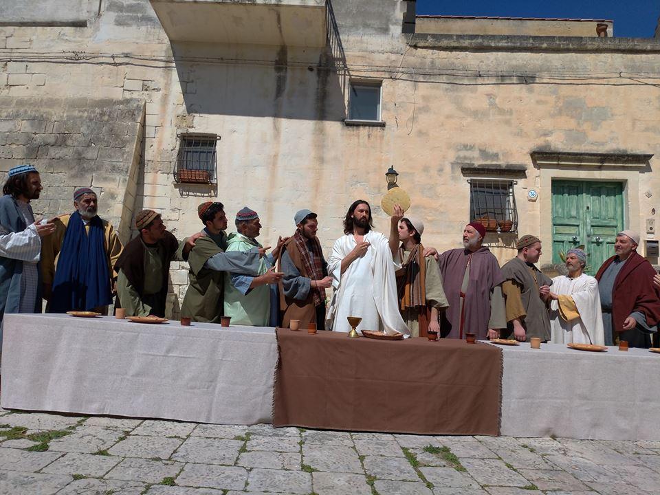 Settimana Santa Matera - Ultima Cena