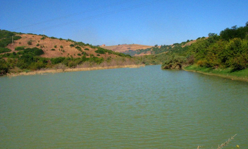 Il Bradano - immagine del fiume Bradano